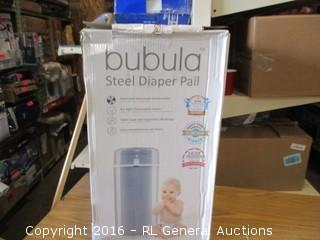 Steel diaper Pail