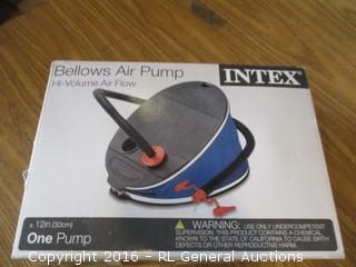Bellows Air pump