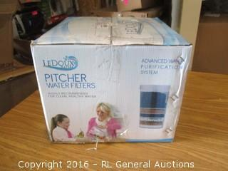 Ledoux Pitcher water Filters