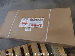 Wall Fether Pro Heavy Duty Drywall Cart Package damaged New In Box