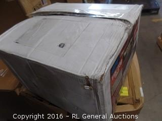 Fuel Transfer Pump Aviation Package damaged New In Box see pics