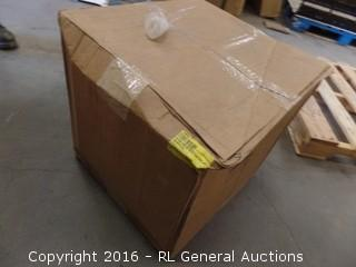 Nortech M Vacuum Unit  See Pics Package Damage New in Box