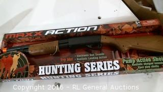 Action Hunting series eject play shells