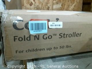 Fold n Go Stroller