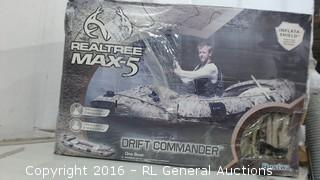 Realtree Max 5 Drift Commander