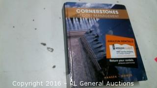 Cornerstones  Cost management