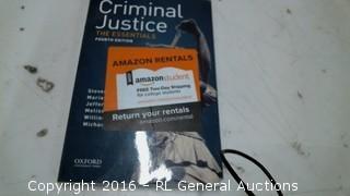Criminal Justic