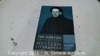 The Norton Anthology western Literature