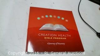 Creation Health Bible Program