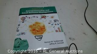Essentials of Entrepreneurship and Small Business managment