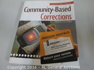 Community Based Corrections