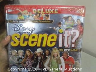 Disney Scenen it?