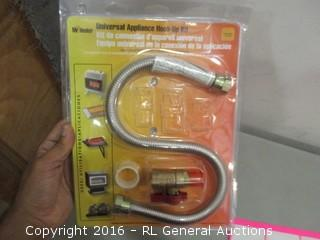 Universal Appliance Hook Up Kit