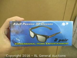 Adult 3D Glasses