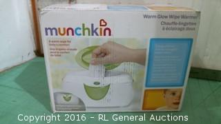 Munchkin Wipe Warmer