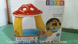 Intex baby pool