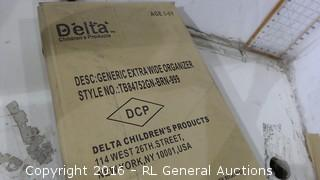 Delta Generic Extra Wide Organizer