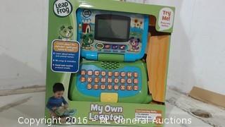 Leap Frog Mu Own Laptop