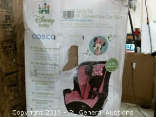 Disney Minnie Mouse Carseat