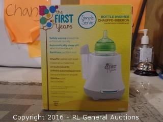 Infant Bottle Warmer