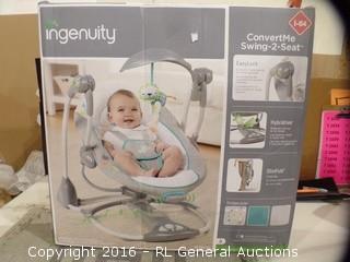 ingenuity Convert Me Swing 2 Seat