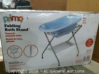 Folding Bath Stand