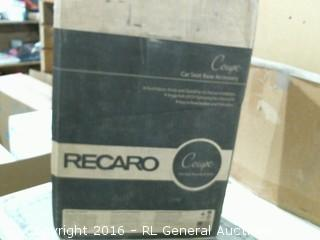 Recaro car sat base