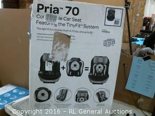 Pria 70 Convertible car seat