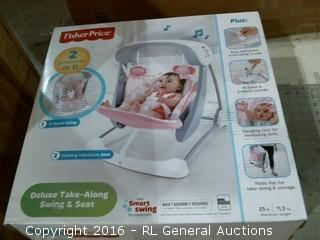 Fisher Price Swing & Seat