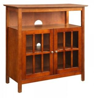 Convenience Concepts, Inc. Big Sur Highboy TV Stand Retail $206.18 (Package Damaged New In Box)