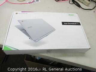 Acer Cromebook 13 (No Power)