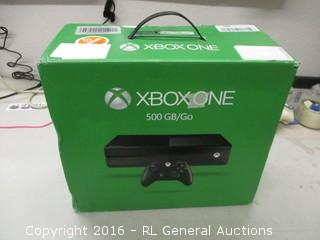 XBOXONE (Power on,Flickers,Monitor Not Included)