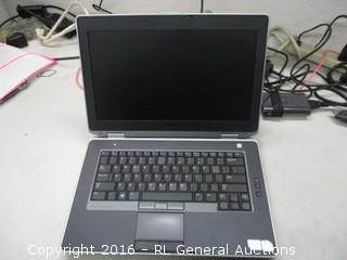 Dell Laptop (Black Screen, Powers On)
