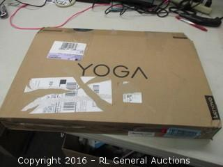 Lenovo YOGA Laptop (Powers On)
