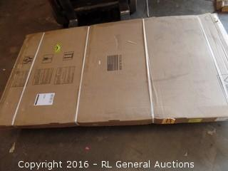Warrobe Storage Cabinet Package damaged New in Box
