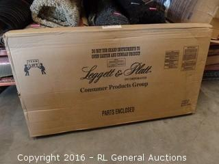 Leggett & Platt Fashion Bed Group Package damaged New In Box