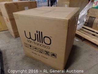 Willo San Francisco Lounge Chair (Package Damaged,New In Box)