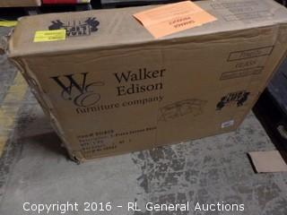 Walker Edison 3-Piece Contemporary Desk (Package Damaged,New In Box)