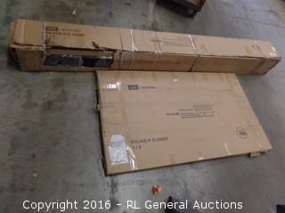 Sojag Dakota Sun Shelter (Package Damaged,New In Box)