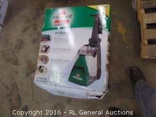 Bissell Big Green Package Damage New in Box
