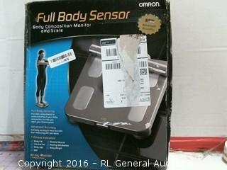 Full Body Sensor Scale