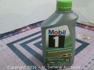 Mobile Oil