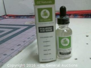 OZ Natural Hyaluronic Acid Serum