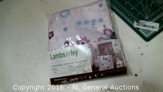 Lamb & Ivy Sheet
