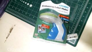 Embossing Label Maker