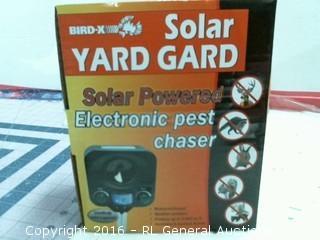 Solar Yard Gard