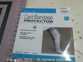 Cast./Bandage Protector