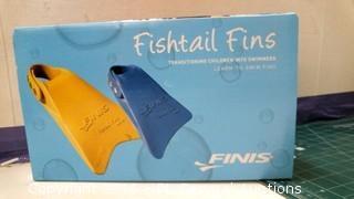 Fishtail Fins