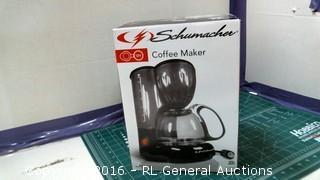 Schumacher coffee Maker