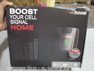 Boost your cell signal Home